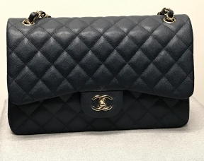 Jumbo in Caviar Navy with LGHW